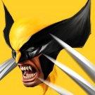 Wolverine Marvel Comics X Men Claws Art 32x24 Print Poster