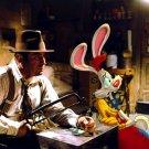 Who Framed Roger Rabbit Bob Hoskins Movie 32x24 Print Poster