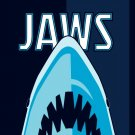 Jaws Movie Art Shark Steven Spielberg 32x24 Print Poster