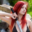 Ariel Piper Fawn Hot Redhead Model 32x24 Print Poster