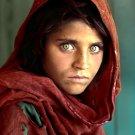 Sharbat Gula Girl National Geographic 32x24 Print Poster