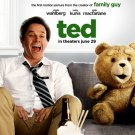 Ted Movie Mark Wahlberg Bear 32x24 Print Poster