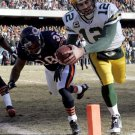 Aaron Rodgers Touchdown Packers Sport 32x24 Print Poster
