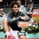Rafael Nadal Rafa Roland Garros Sport 32x24 Print Poster