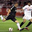 Karim Benzema Real Madrid Football Soccer 32x24 Print Poster