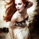 Simone Simons Gothic Hot Singer Music 32x24 Print Poster
