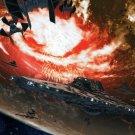 Star Destroyer Star Wars Art 32x24 Print Poster