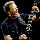 James Hetfield Art Heavy Metal Rock Music 32x24 Print Poster