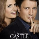 Castle Nathan Fillion Stana Katic TV Series 32x24 Print Poster