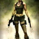 Lara Croft Tomb Raider Underworld Game 16x12 Print POSTER