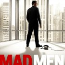 Mad Men Tv Series Movie 16x12 Print Poster