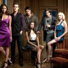 The Vampire Diaries TV Series Characters 16x12 Print POSTER