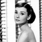 Audrey Hepburn BW Portrait Actress 16x12 Print POSTER