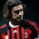 Paolo Maldini Milan Legend Football Sport 16x12 Print POSTER