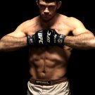 Forrest Griffin MMA Mixed Martial Arts Sport 16x12 Print POSTER