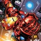 Iron Man Fist Marvel Comics Art 16x12 Print POSTER