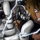 Fullmetal Alchemist Anime Manga Art 16x12 Print POSTER