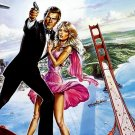 James Bond A View To A Kill Original 16x12 Print POSTER