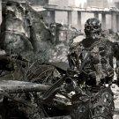 Terminator Machine Gun City Ruins Salvation Movie 16x12 Print POSTER