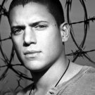 Prison Break BW Wentworth Miller Michael Scofield TV 16x12 Print POSTER