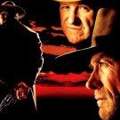 Unforgiven Clint Eastwood Gene Hackman 16x12 Print POSTER