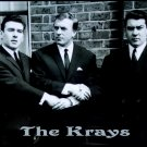 The Krays Reggie Ronnie Kray Twins Criminals Outlaw 16x12 POSTER