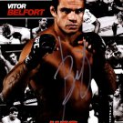Vitor Belfort The Phenom Signature MMA Mixed Martial Arts 16x12 POSTER
