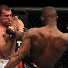 Jon Jones Bones Kick Shogun MMA Mixed Martial Arts 16x12 POSTER