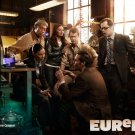 Small Town Big Secret Eureka Cast TV Series 16x12 POSTER