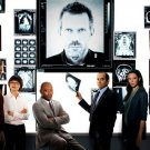 House M D Hugh Laurie Edelstein Epps TV Series 16x12 Print POSTER