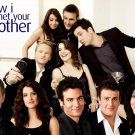 How I Met Your Mother Himym Ted Barney Robin Marshall Lily Tv 16x12 Poster