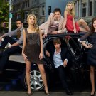 Gossip Girl Limo Lively Badgley Crawford Westwick Momsen 16x12 POSTER