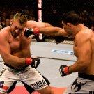 Nogueira Vs Herring MMA Mixed Martial Arts 16x12 Print POSTER