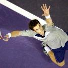 Andy Murray Serve ATP Tennis Sport 16x12 Print POSTER
