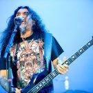 Slayer Trash Metal Tom Araya Rock Music 16x12 Print POSTER