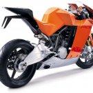 KTM 990 RCB Concept Bike Motorcycle 16x12 Print POSTER