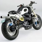 BMW Lo Rider Concept Bike Motorcycle 16x12 Print POSTER