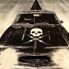 Death Proof Chevy Nova Quentin Tarantino 16x12 Print POSTER