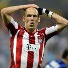 Arjen Robben Bayern Munich Sport 16x12 Print POSTER