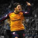Cesc Fabregas Arsenal Football Sport 16x12 Print POSTER