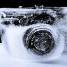 Frozen Zenit Camera Ice Cool Hi Tech 16x12 Print Poster