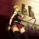 Saber Rockstar Fate Stay Night 16x12 Print Poster