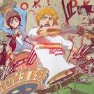 Rukia And Ichigo Bleach Anime 16x12 Print Poster