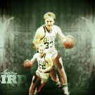 Larry Bird Boston Celtics Legend NBA 16x12 Print Poster