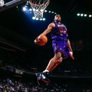 Vince Carter Dunk NBA Basketball 16x12 Print Poster