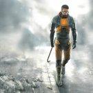 Gordon Freeman Half Life Game Shooter 16x12 Print POSTER