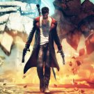 Devil May Cry Game Slasher Dante Limbo City 16x12 Print POSTER