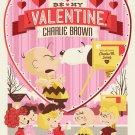 Be My Valentine Charlie Brown Regular Inside The Rock 16x12 Print POSTER