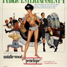 Penelope Natalie Wood Retro Vintage Movie 16x12 Print Poster