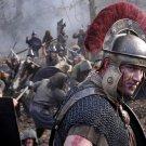 Rome Centurion Lucius Vorenus TV Series 16x12 Print Poster